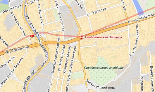 Схема проезда.  Адрес офиса: ул.Короленко д 2/23 Телефон: +7(495)643-39...