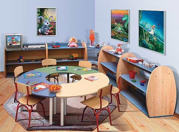 Мебель в детских садов